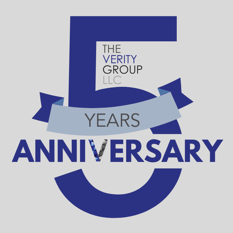 The Verity Group 5-Year Anniversary